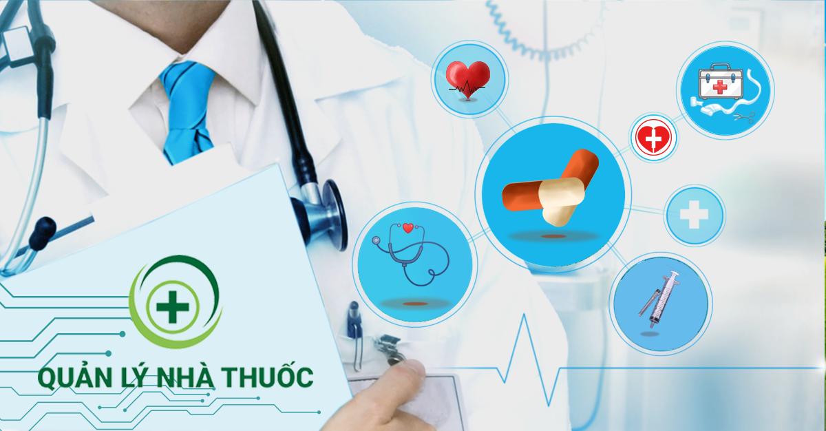 Phần mềm quảng lý chuỗi cung ứng thuốc Viettel.PMS