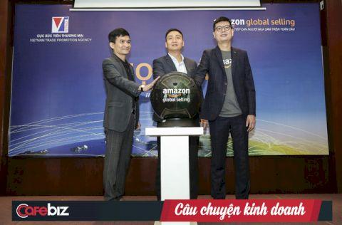 Cơ hội mới Amazon đã chính thức mở công ty tại Việt Nam